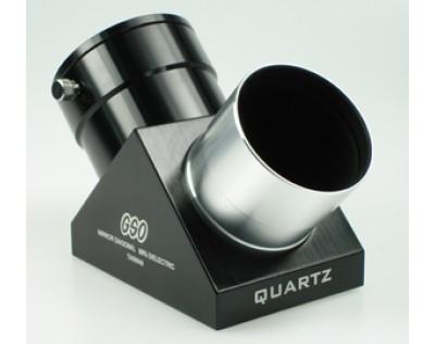 """GSO 2"""" Diagonal 90° Dielétrica 99% Quartzo"""