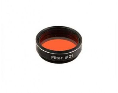 "Filtro #21- Laranja -1.25"""