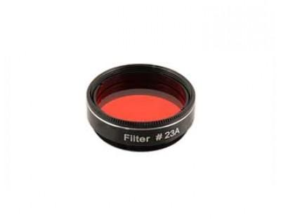 """Filtro #23A - Vermelho Claro -1.25"""""""