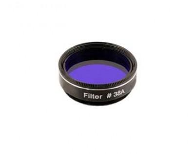 """Filtro #38A - Azul Escuro -1.25"""""""