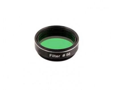 """Filtro #56 - Verde -1.25"""""""