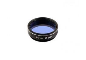 """Filtro #80A - Azul -1.25"""""""