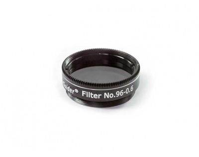 """Filtro Densidade Neutra ND96 0.6 - 1.25"""""""