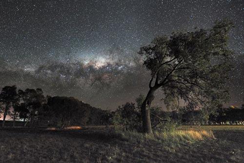 céu rural