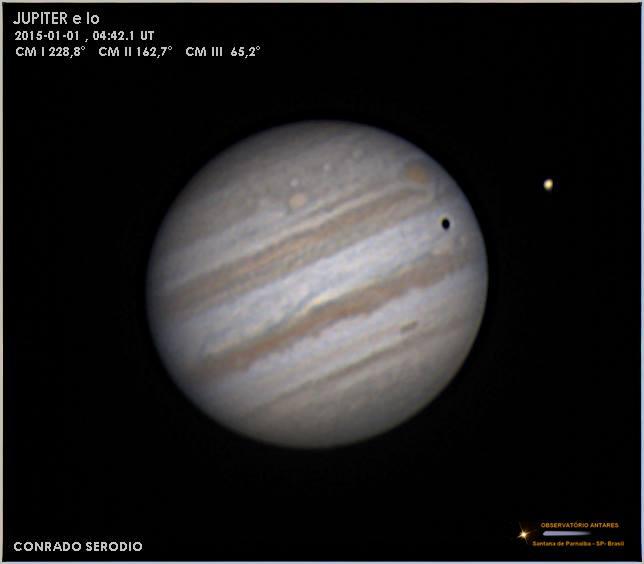 oposição júpiter 2015