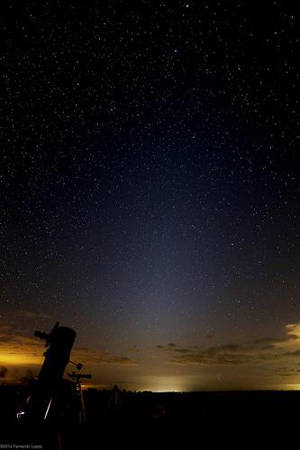 luz zodiacal