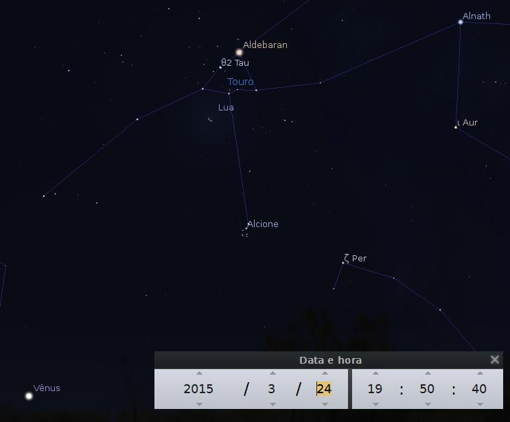 Estrela aldebaran