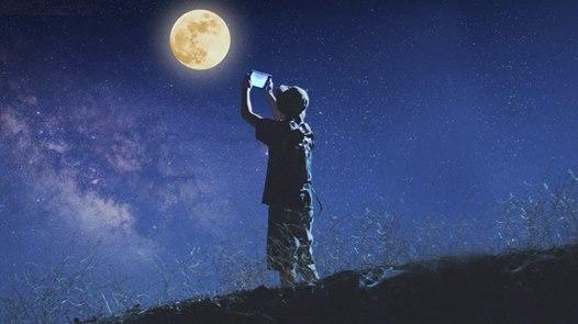 Eclipse Lunar Visível em todo território nacional