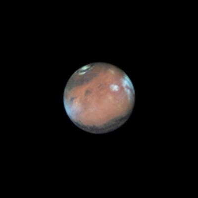 planeta marte qhy5l