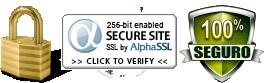 selo de site seguro